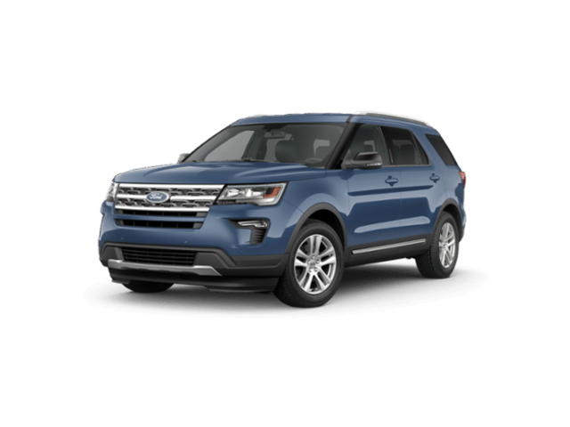 new 2018 Ford Explorer XLT SUV for sale in Dearborn